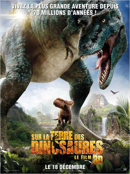 Sur la terre des dinosaures, le film streaming vk vimple youwatch