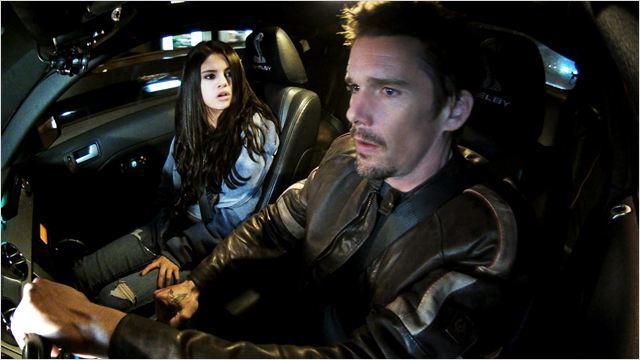 Getaway : Photo Ethan Hawke, Selena Gomez