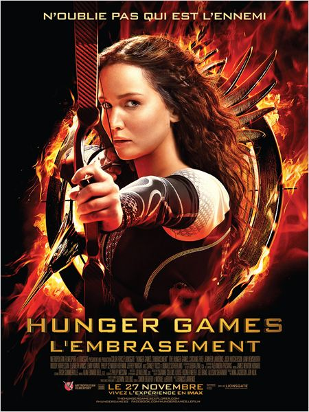 Hunger Games L'embrasement imax editon streaming vk vimple youwatch