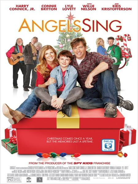 Telecharger  Angels Sing  FRENCH DVDRIP Gratuitement