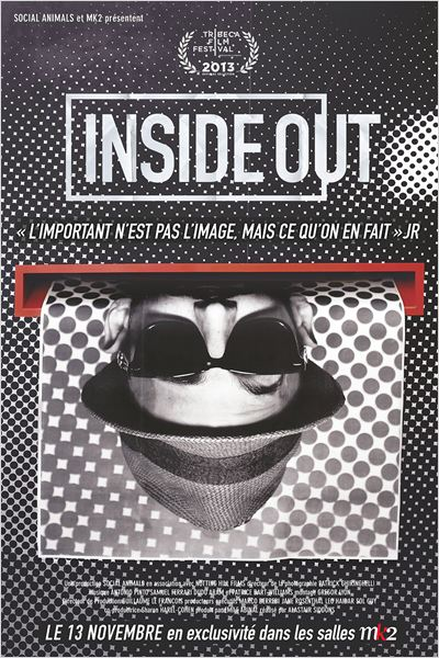Inside Out : Affiche