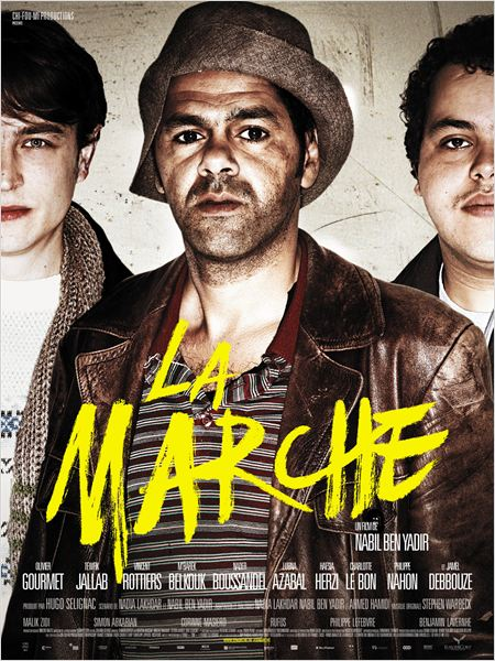 film La Marche en streaming