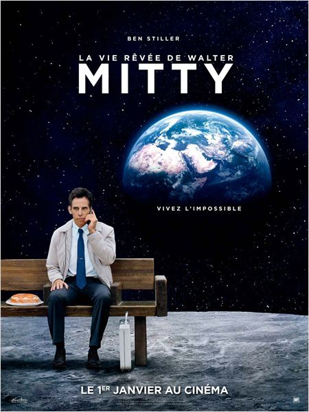 La Vie rêvée de Walter Mitty |FRENCH| [BDRip]