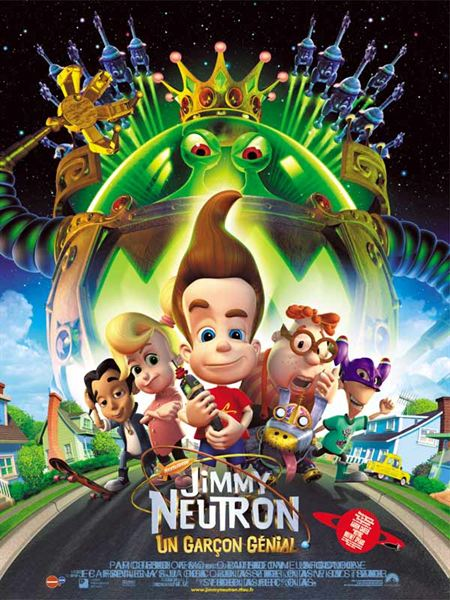 Jimmy Neutron un garçon génial FRENCH