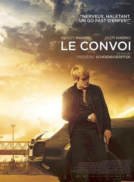 Le Convoi [BDRiP] [FRENCH]