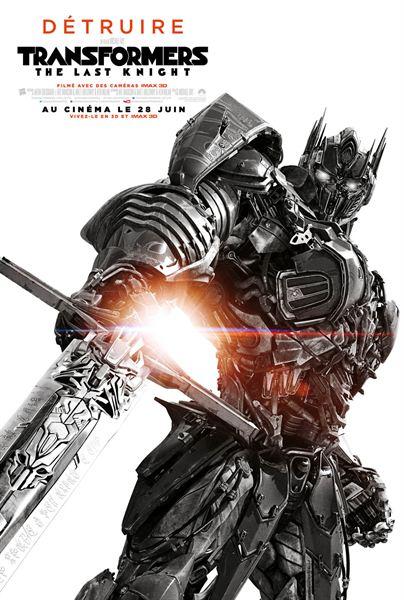 Transformers 5 Le Dernier Chevalier