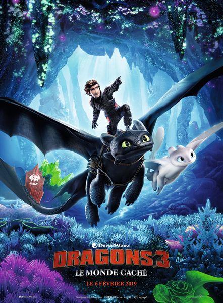 Dragons 3 Le monde caché