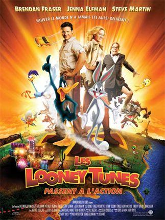 Les Looney Tunes passent à l'action affiche