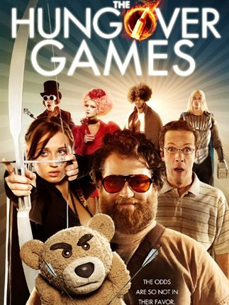 Very Bad Games (Hungover Games). VF