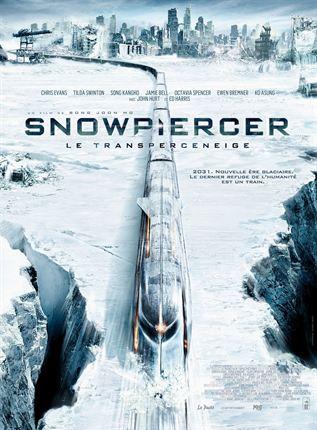 SNOWPIERCER, LE TRANSPERCENEIGE . VF
