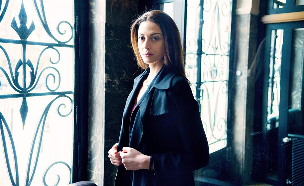 Nadia mathieu kassovitz ouvre le bureau des l gendes sur for L bureau des legendes