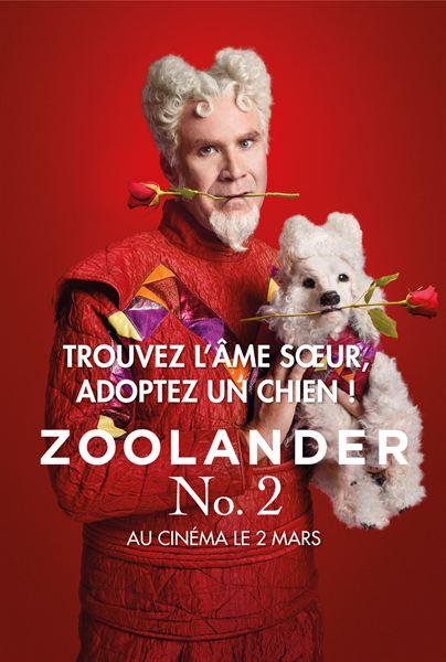 Zoolander 2 - Sortie le 2 mars 2016