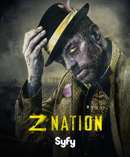 Z Nation saison 3 en vo / vostfr