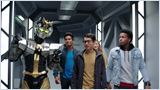 Power Rangers Beast Morphers - Combat de poids lourds
