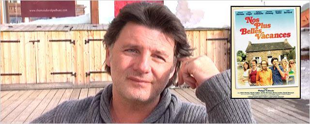 """""""Nos plus belles vacances"""" : rencontre avec Philippe Lellouche [VIDEO]"""