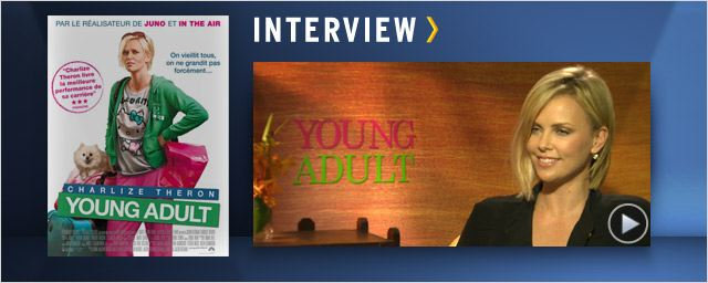 """Young Adult"" : l'équipe au micro ! [VIDEO]"