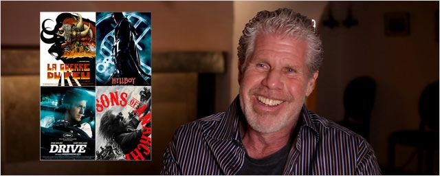 Rencontre avec Ron Perlman [VIDEO]