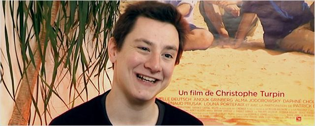 Portrait d&#39;un jeune acteur : Arthur Mazet [VIDEO]