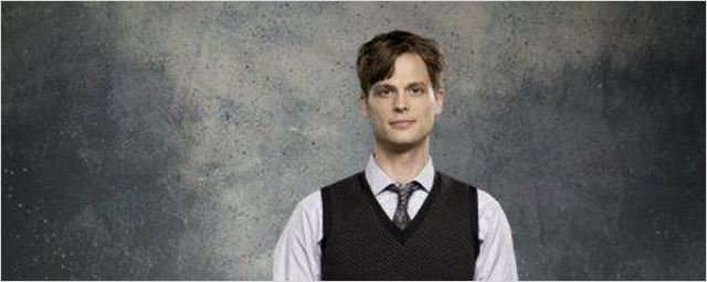 "Matthew Gray Gubler reste un ""Esprits Criminels"""
