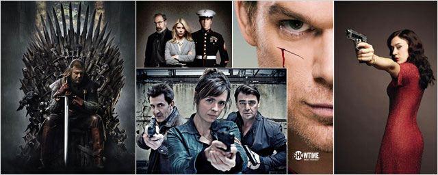 Canal+ : toutes les séries de la saison 2012-2013