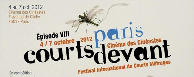 Paris Courts Devant – Le Palmarès 2012