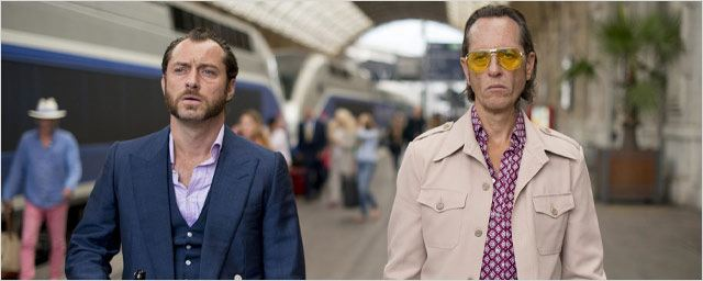 """Dom Hemingway"" : première photo avec Jude Law et Richard E. Grant [PHOTO]"