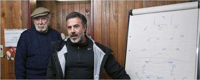 """José Garcia dans le remake français de """"Starbuck"""""""