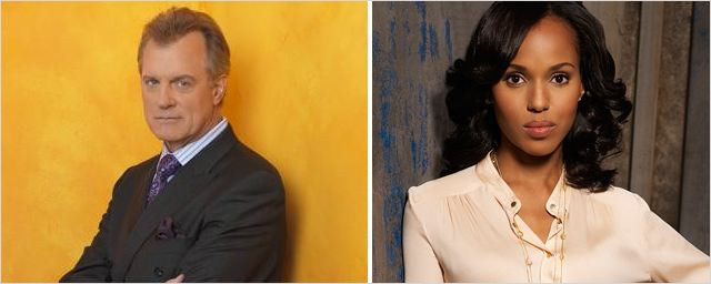 "Stephen Collins dans ""Scandal"""