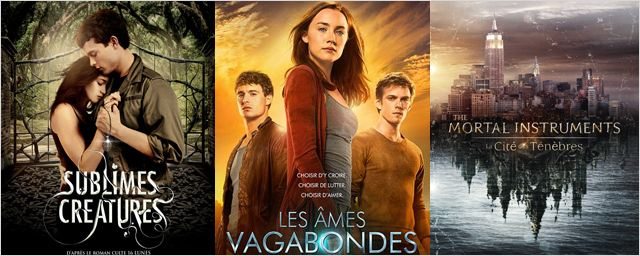 A la recherche du nouveau &quot;Twilight&quot; !