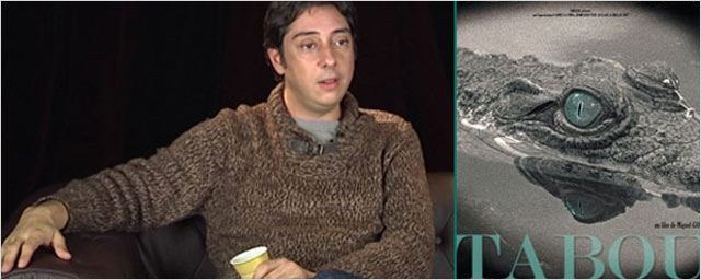 "Amour, crocodiles et Johnny Depp : rencontre avec l'auteur de ""Tabou"" Miguel Gomes [VIDEO]"
