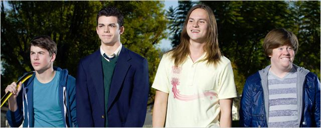 """The Inbetweeners"" US bientôt sur MTV France"