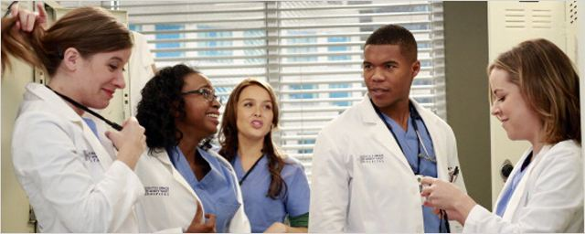 Une promotion pour les internes de &quot;Grey&#39;s Anatomy&quot; ?