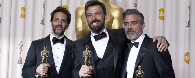 Oscars 2013 : &quot;Argo&quot; Meilleur film, 4 statuettes pour &quot;L&#39;Odyss&#233;e de Pi&quot;