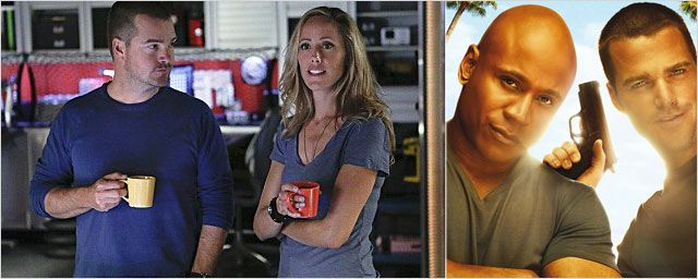 "Les premières photos du spin-off de ""NCIS : Los Angeles"" [PHOTOS]"