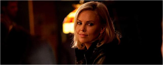 "Charlize Theron dans ""Ladies Night""!"