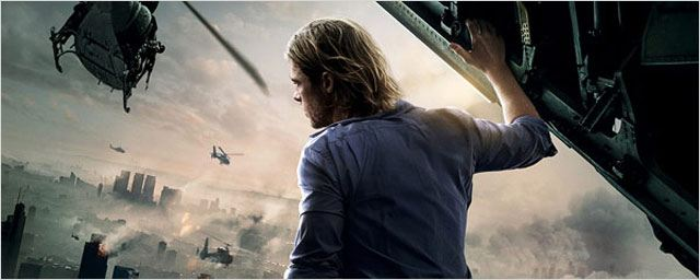 """World War Z"" : l'affiche teaser française [PHOTO]"