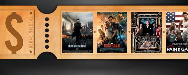 "Box Office US : ""Star Trek Into Darkness"" déboule ""Iron Man 3"""