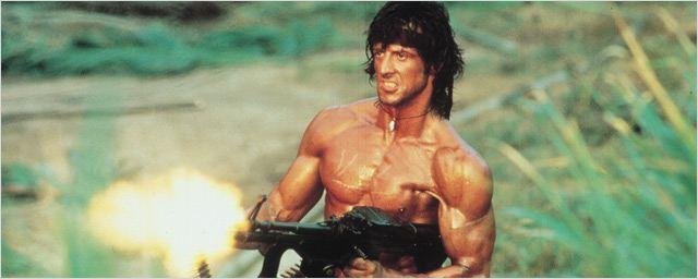 """Rambo"" devient une série ? Avec Sylvester Stallone ?"