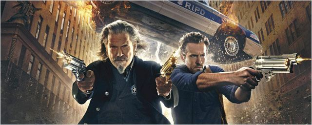 "Jeff Bridges s'avoue déçu par ""R.I.P.D."""