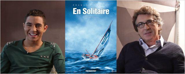 """""""En Solitaire"""", l'odyssée de François Cluzet et Samy Seghir [INTERVIEW]"""