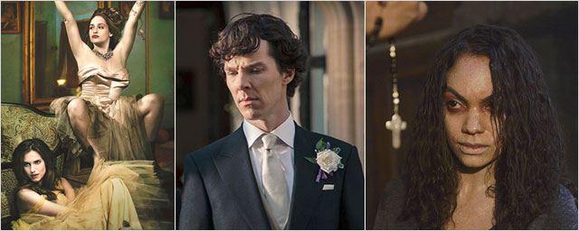 """""""Girls"""", """"Sherlock""""... Les nouvelles photos de séries à ne pas manquer [DIAPORAMA]"""