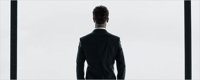 """50 Nuances de Grey"" : ambiance ""Mad Men"" sur le poster teaser !"