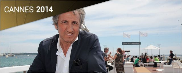 Cannes 2014 : Richard Anconina et Sonia Rolland invités des déjeuners AlloCiné sur la plage du Majestic