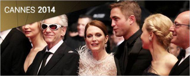 Cannes 2014 - Pattinson, Moore, Cronenberg... Les tapis rouge du 19 mai
