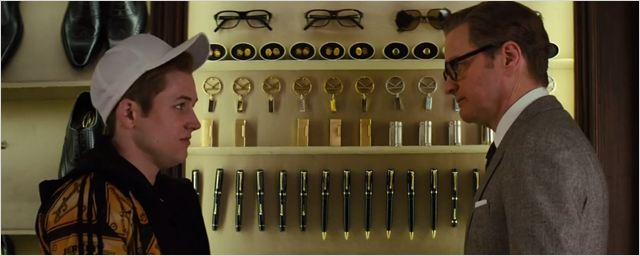 """Kingsman: The Secret Service"" : la bande annonce survoltée du nouveau Matthew Vaughn"