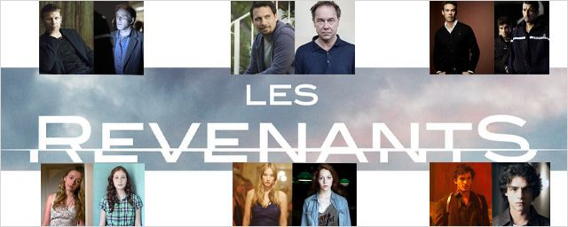 Les Revenants Vs The Returned : le cast français Vs le cast US, découvrez qui est qui !
