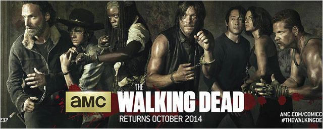 The Walking Dead : Terminus pour l'affiche du Comic-Con