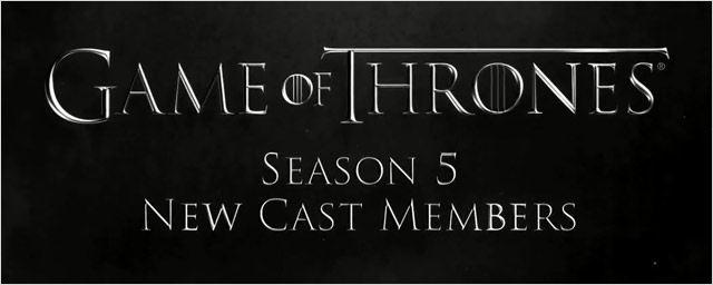 Comic-Con : Game of Thrones recrute Jonathan Pryce