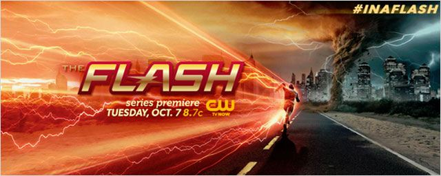 The Flash, Blacklist, Intruders... Le plein d'affiches des séries !