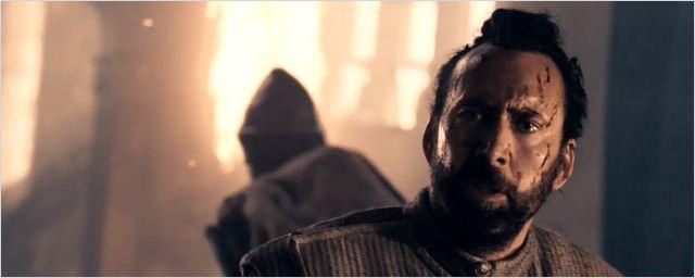 Nicolas Cage : après les Templiers, il joue les croisés en Chine dans Outcast